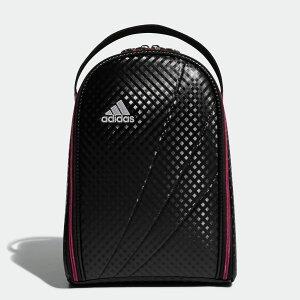 【公式】アディダス adidas ウィメンズ キルティングシューズケース 【ゴルフ】 レディース ゴルフ アクセサリー バッグ シューズバッグ CL0392 p0802