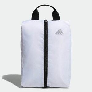 【公式】アディダス adidas ソフト シューズケース 【ゴルフ】 メンズ ゴルフ アクセサリー バッグ シューズバッグ CL0608 p0802