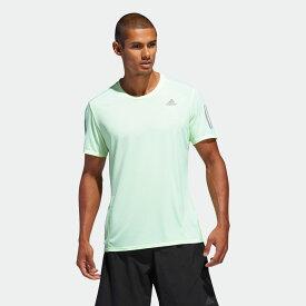 全品送料無料! 01/24 17:00〜01/28 16:59 【公式】アディダス adidas RESPONSE半袖クライマライトTシャツ メンズ ランニング ウェア トップス Tシャツ DQ2553