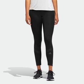 【公式】アディダス adidas ランニング How We Do 7/8 タイツ レディース ウェア ボトムス タイツ 黒 ブラック DT2842 スポーツウェア レギンス ランニングウェア