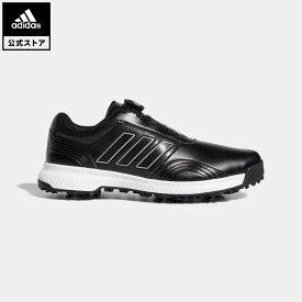 【公式】アディダス adidas 返品可 ゴルフ トラクション ボア メンズ シューズ・靴 スポーツシューズ 黒 ブラック BD7140 notp