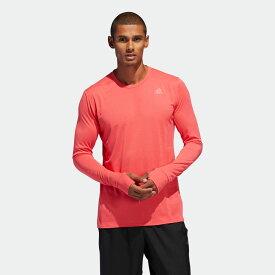 全品ポイント20倍 09/15 17:00〜09/20 16:59 【公式】アディダス adidas Snova 長袖TシャツM メンズ ランニング ウェア トップス Tシャツ DQ1900
