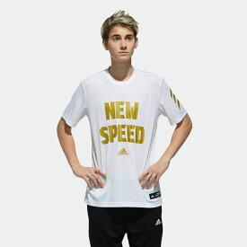 全品送料無料!10/17 18:00〜10/18 16:59 【公式】アディダス adidas 5T TYPO T SPEED メンズ 野球 ウェア トップス Tシャツ DU9581 p1017