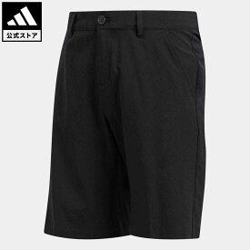 【公式】アディダス adidas ゴルフ BOYS ショートパンツ【ゴルフ】 キッズ ウェア ボトムス ショートパンツ 黒 ブラック DX0145 ハーフパンツ