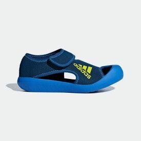 【公式】アディダス adidas 水泳 アルタベンチャー C レディース メンズ シューズ サンダル 青 ブルー D97901
