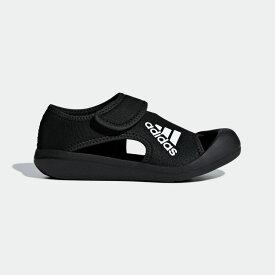 【公式】アディダス adidas 水泳 アルタベンチャー C レディース メンズ シューズ サンダル 黒 ブラック D97902