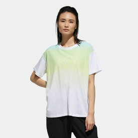 【公式】アディダス adidas W S2S 半袖 グラデーション Tシャツ レディース DV0717 ウェア トップス