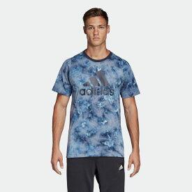 全品送料無料! 12/04 17:00〜12/11 16:59 【公式】アディダス adidas M ID スプレーダイ Tシャツ メンズ アスレティクス ウェア トップス Tシャツ DW8502 p1209