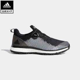 【公式】アディダス adidas ゴルフ フォージファイバー ボア メンズ シューズ スポーツシューズ 白 ホワイト BB7920