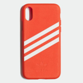 【公式】アディダス adidas X/XS iphonecase オリジナルス レディース メンズ アクセサリー iPhoneケース オレンジ CL4871