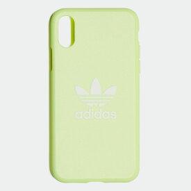 【公式】アディダス adidas X/XS iphonecase オリジナルス レディース メンズ アクセサリー iPhoneケース イエロー CL4891 p1126