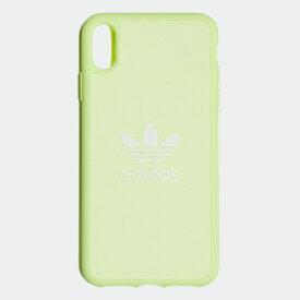 【公式】アディダス adidas XS Max iphonecase オリジナルス レディース メンズ アクセサリー iPhoneケース イエロー CL4895