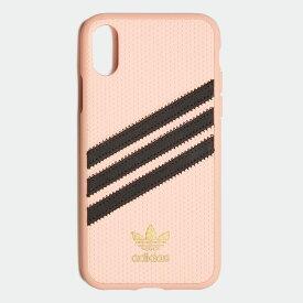 【公式】アディダス adidas X/XS iphonecase オリジナルス レディース メンズ アクセサリー iPhoneケース ピンク CL4903