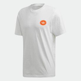 【公式】アディダス adidas ボデガ ポスター Tシャツ [Bodega Poster Tee] オリジナルス メンズ ウェア トップス Tシャツ 白 ホワイト ED7066 半袖 p0904 p0122