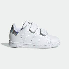 【公式】アディダス adidas スタンスミス / Stan Smith オリジナルス キッズ シューズ スニーカー 白 ホワイト EE8485 ローカット