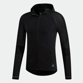 【公式】アディダス adidas ランニング PHX II ジャケット / PHX II Jacket メンズ ウェア アウター ジャケット 黒 ブラック DY0054 ランニングウェア p0122