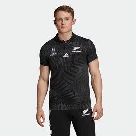 【公式】アディダス adidas オールブラックス RWC サポータージャージー メンズ ラグビー ウェア トップス ポロシャツ DY3782