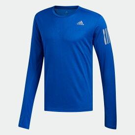 【公式】アディダス adidas オウン ザ ラン 長袖TシャツM メンズ ランニング ウェア トップス Tシャツ DZ2126 p0323