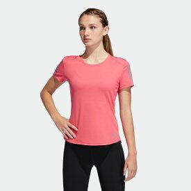 【公式】アディダス adidas オウン ザ ラン Tシャツ W レディース ランニング ウェア トップス Tシャツ DZ2270 p0323