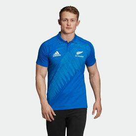 【公式】アディダス adidas オールブラックス RWC アンセムポロ メンズ ラグビー ウェア トップス ポロシャツ EA1629 [ユニフォーム]