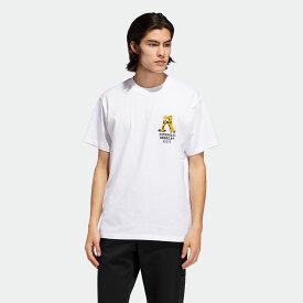 【公式】アディダス adidas FOOTFRWDTEE メンズ オリジナルス スケートボーディング ウェア トップス Tシャツ EC7289