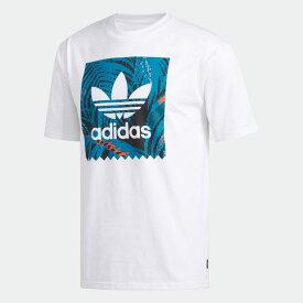 【公式】アディダス adidas BB PRINT TEE 2 メンズ オリジナルス スケートボーディング ウェア トップス Tシャツ EC7361
