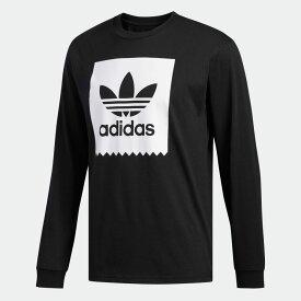 【公式】アディダス adidas LS BB TEE メンズ オリジナルス スケートボーディング ウェア トップス Tシャツ EC7366