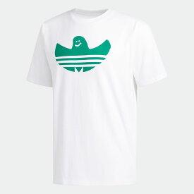 【公式】アディダス adidas SHMOO FILL TEE メンズ オリジナルス スケートボーディング ウェア トップス Tシャツ EC7374