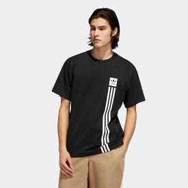 【公式】アディダス adidas BB PILLAR TEE メンズ オリジナルス スケートボーディング ウェア トップス Tシャツ EC7377