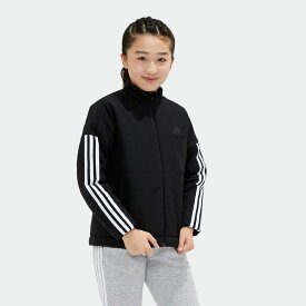 【公式】アディダス adidas G SPORT ID パデッド ジャケット キッズ ガールズ ウェア アウター ジャケット EC9278