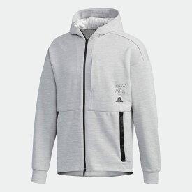 【公式】アディダス adidas ID パーカー / ID Hoodie アスレティクス メンズ ウェア トップス スウェット グレー ED1946