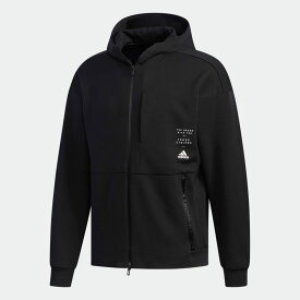 【公式】アディダス adidas ID パーカー / ID Hoodie アスレティクス メンズ ウェア トップス スウェット 黒 ブラック ED1948