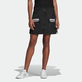 全品送料無料! 02/19 11:00〜02/25 09:59 【公式】アディダス adidas SKIRT レディース オリジナルス ウェア ボトムス スカート ED7447 point_adidasday