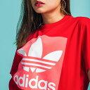 全品送料無料! 02/19 11:00〜02/25 09:59 【公式】アディダス adidas 半袖Tシャツ レディース オリジナルス ウェア …