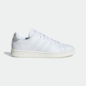 【公式】アディダス adidas ADVANCOURT LEA M メンズ テニス シューズ スポーツシューズ EE7683 テニスシューズ whitesneaker