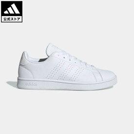【公式】アディダス adidas 返品可 テニス アドバンコート ベース [Advancourt Base Shoes] レディース メンズ シューズ・靴 スニーカー 白 ホワイト EE7692 whitesneaker テニスシューズ ローカット