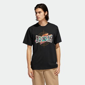 【公式】アディダス adidas ALLINLOGOTEE メンズ オリジナルス スケートボーディング ウェア トップス Tシャツ EH5252
