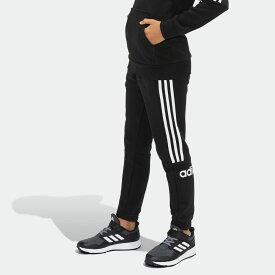 全品送料無料! 12/04 17:00〜12/11 16:59 【公式】アディダス adidas B CORE 3S スウェットパンツ (裏起毛) キッズ ボーイズ ウェア ボトムス パンツ EI7979 p1209