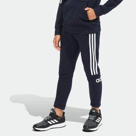 【公式】アディダス adidas B CORE 3S スウェットパンツ (裏起毛) キッズ ボーイズ ウェア ボトムス パンツ EI7980