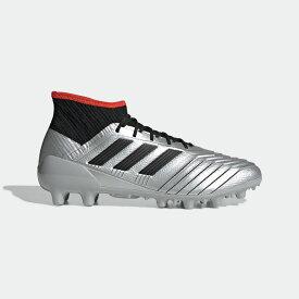 【公式】アディダス adidas サッカー プレデター 19.2-ジャパン HG/AG / 硬い土用 / 人工芝用 メンズ シューズ スパイク シルバー EF8995 サッカースパイク