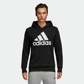 全品送料無料! 11/12 11:00〜11/18 09:59 【公式】アディダス adidas M ESSENTIALS ビッグロゴ スウェットプルオーバーパーカー (裏毛) メンズ ウェア トップス パーカー,スウェット CW3861