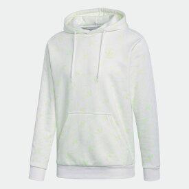 【公式】アディダス adidas MONO HOODIE オリジナルス メンズ ウェア トップス パーカー スウェット 白 ホワイト ED7050 トレーナー