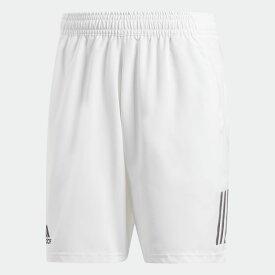 【公式】アディダス adidas TENNIS CLUB 3STR SHORT メンズ テニス ウェア ボトムス ショートパンツ DP0302