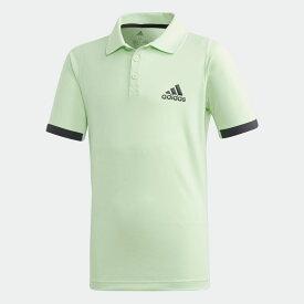 【公式】アディダス adidas B NY POLO キッズ ボーイズ テニス ウェア トップス ポロシャツ EC3033
