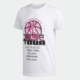 【公式】アディダス adidas SP INLINE メンズ バスケットボール ウェア トップス Tシャツ DX6941