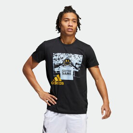 【公式】アディダス adidas NOT SAME ART メンズ バスケットボール ウェア トップス Tシャツ DX7010