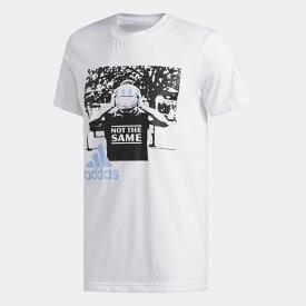 【公式】アディダス adidas NOT SAME ART メンズ バスケットボール ウェア トップス Tシャツ DX7011