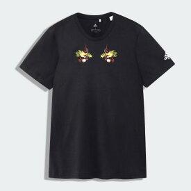【公式】アディダス adidas 日本限定スカジャン風 Tシャツ メンズ ラグビー ウェア トップス Tシャツ DU8448