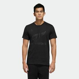 【公式】アディダス adidas オールブラックス 日本限定 Tシャツ メンズ ラグビー ウェア トップス Tシャツ ED0971