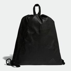 【公式】アディダス adidas オールブラックス 日本限定ナップサック レディース メンズ ラグビー アクセサリー バッグ ED0975